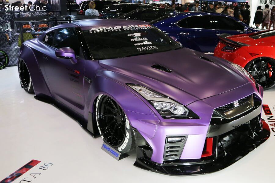 The History of Custom Cars In Japan | StreetChic