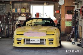 How I Painted My Nissan 180SX At SELFIT [Day 1]